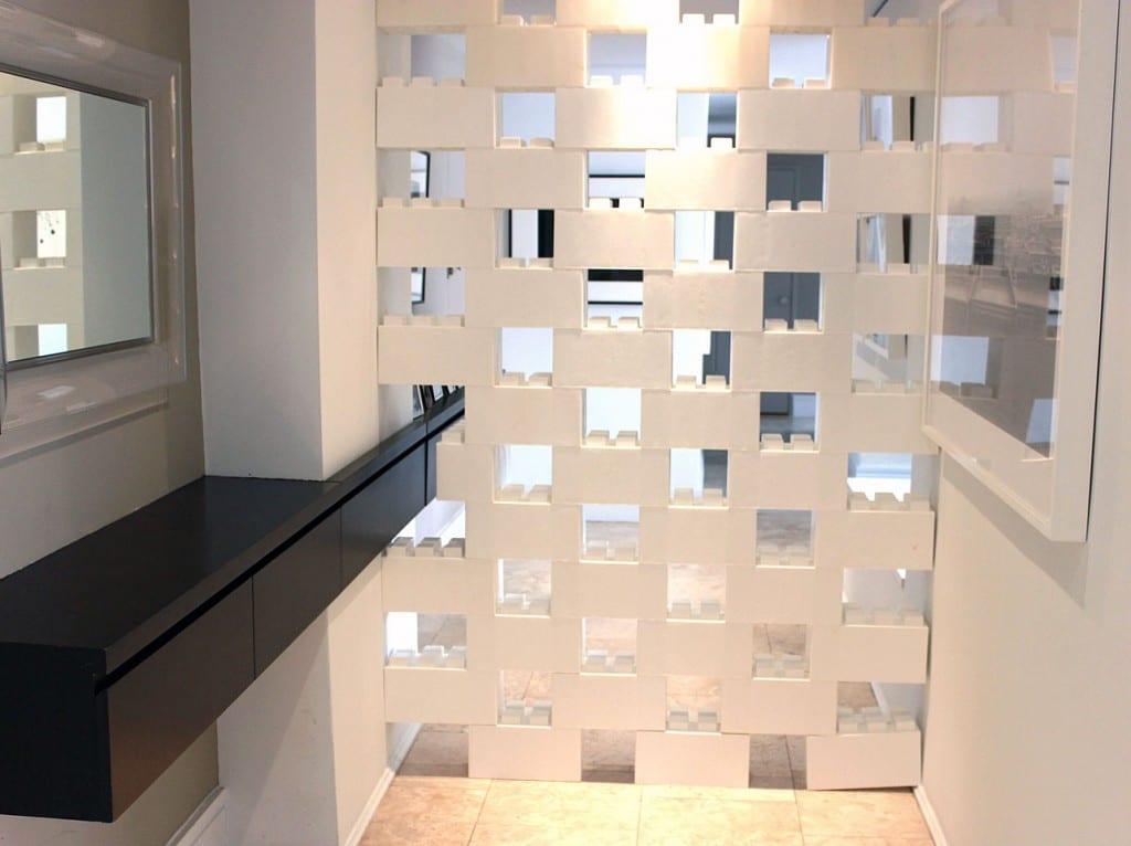 divider wall*