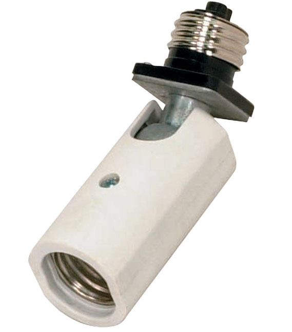 swivel vertical light socket