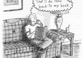 Roz Chast/The New Yorker