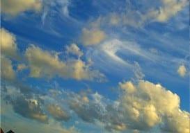 Clouds Sky above Lengerich GermanyStefan Herringslack