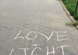 Love Light Grafitti