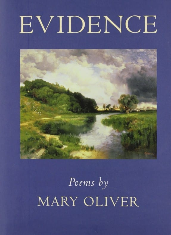 Mary Oliver cover Evidence