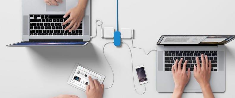 Portiko extension cord