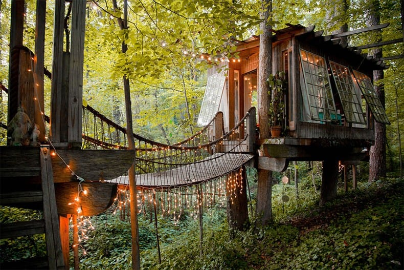Tree House in Atlanta