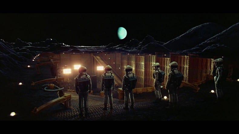 tribe 2001 a space odyssey