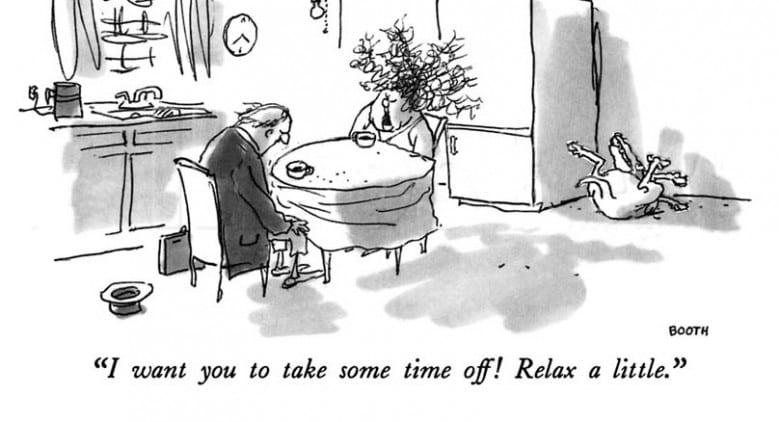 George Booth/The New Yorker