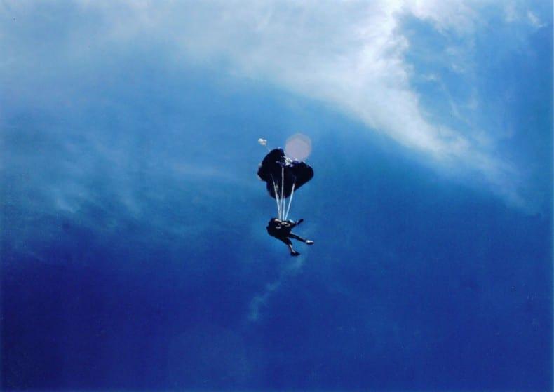 Karrolyn leap chute