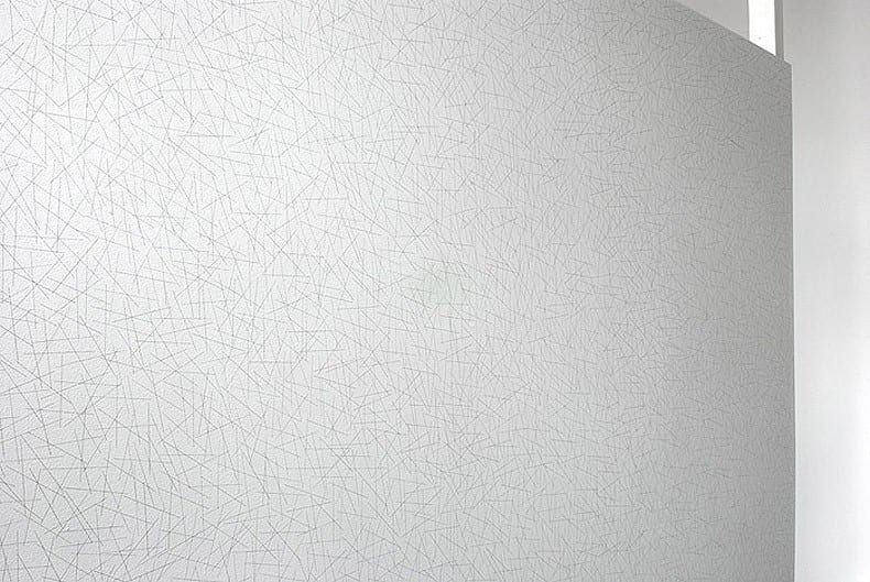 Sol LeWitt Wall Drawing 104 Executed by Eric Doeringer