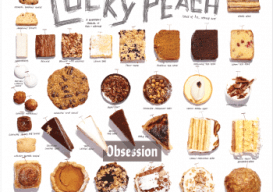 Lucky Peach Cover Obsession