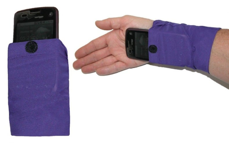 Phubby Spandex wrist band for phone