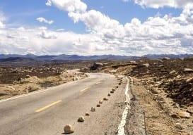 road_stone_line Richard Long