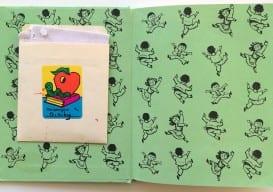 Children's book pocket 1