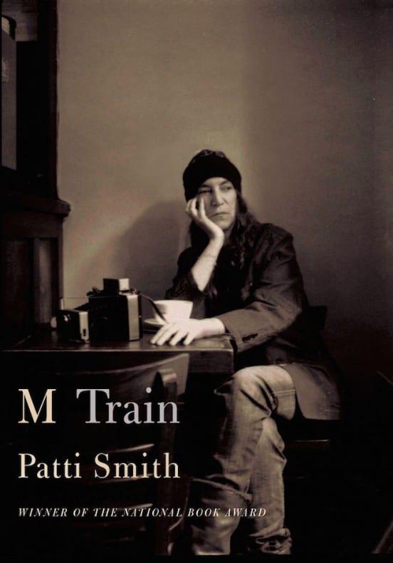 Patti Smith M Train cover