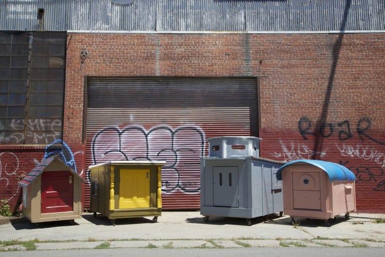 artist homeless homes 3 gregorykloehn.com