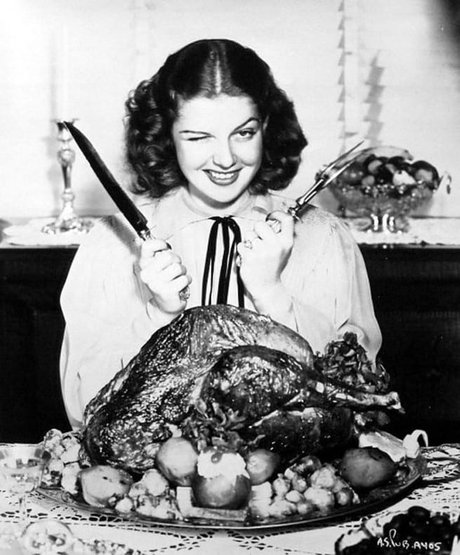 thanksgiving-vintage-ann-sheridan-turkey