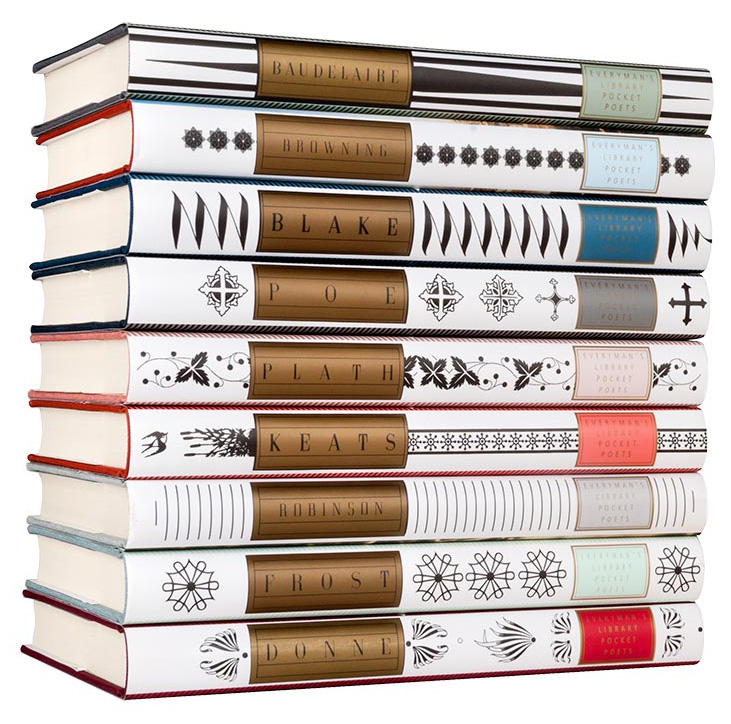 Emily Dickinson pocket library editions