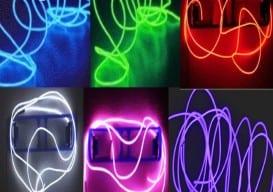 neon EL wire 6 colors TDLTEK Neon