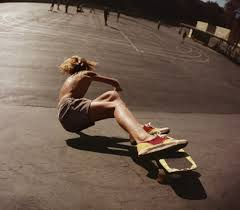 skateboarder 1970