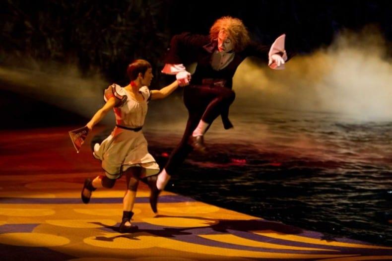Benedikt Negro/Cirque du Soleil O