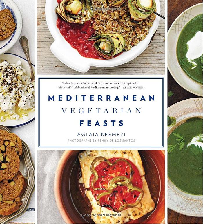 Aglaia Kremezi Med Veg Feasts Cover