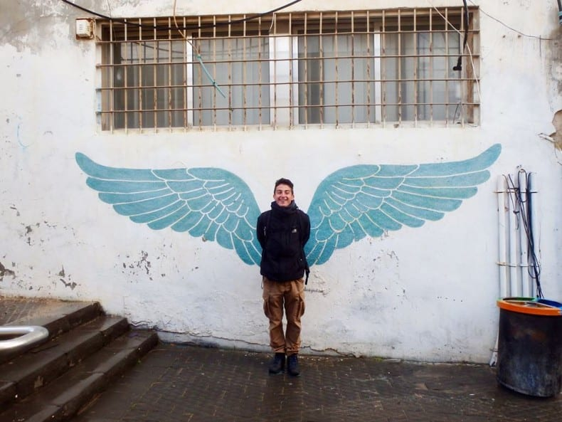 """""""People With Wings"""" Yochai Matos"""
