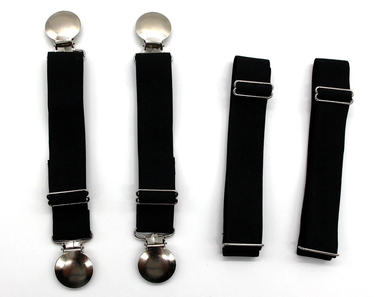 elastic adjustible boot clip Amazon