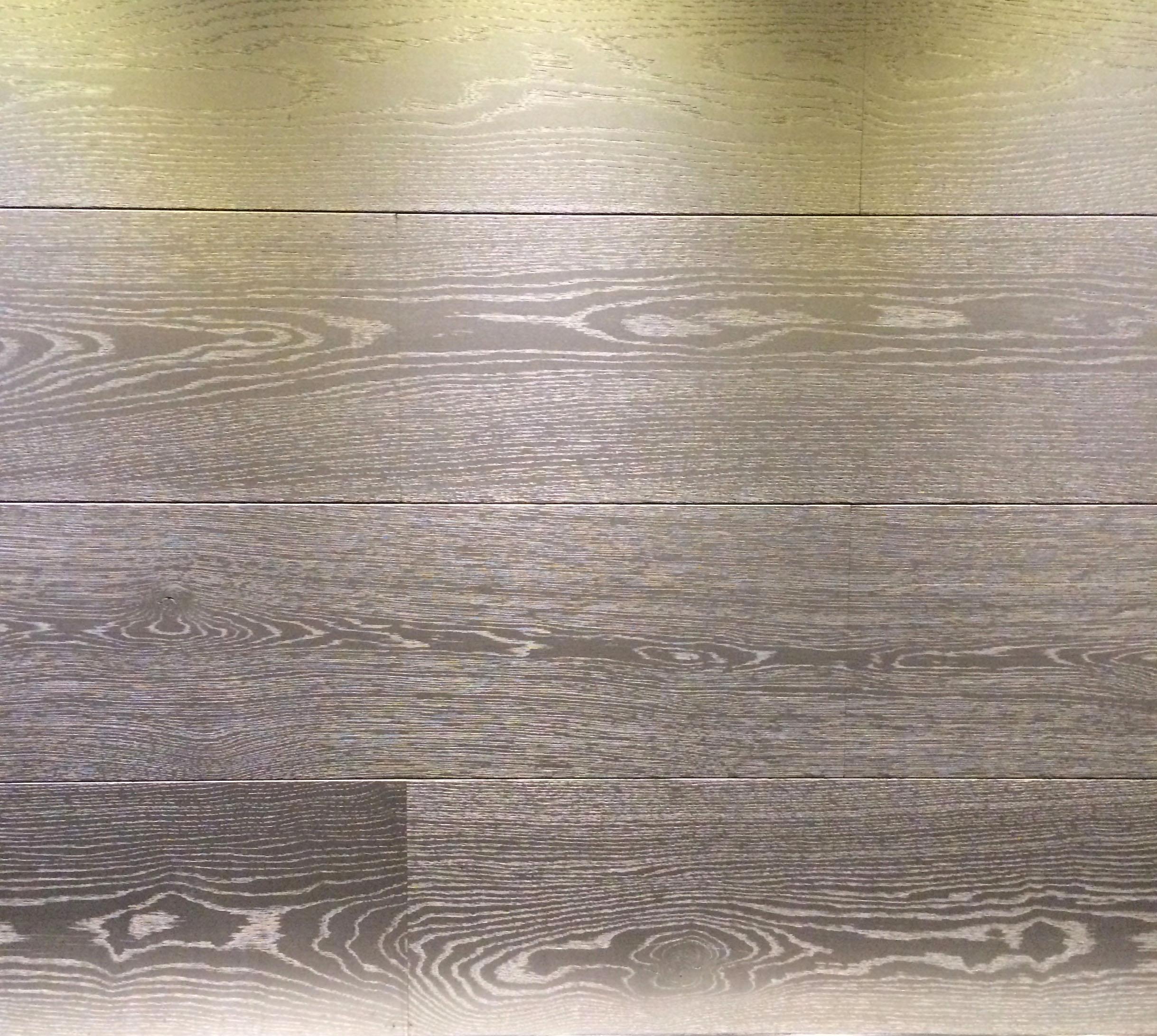 silver fake wood