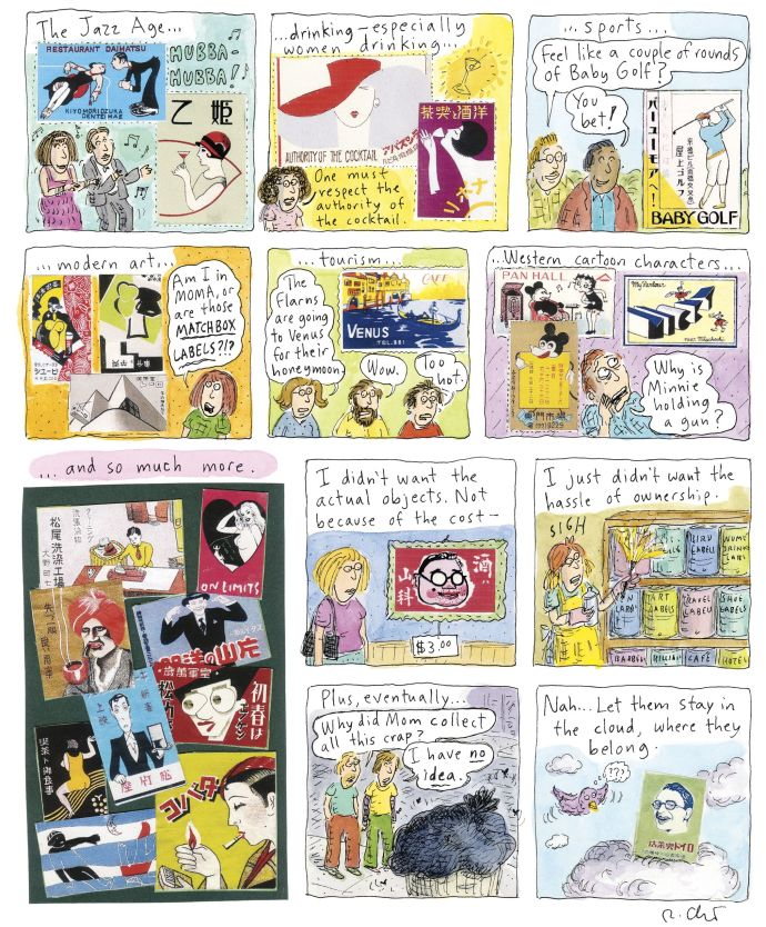 Roz Chast for The New Yorker