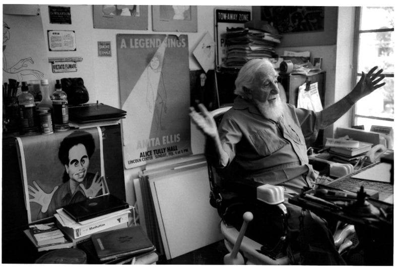 Alan Behr/Al Hirschfeld Foundation
