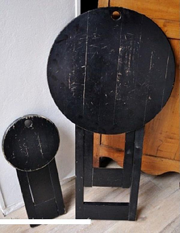 tallon stool + table