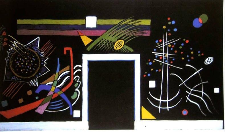 Vasily Kandinsky/Centre Pompidou, Paris