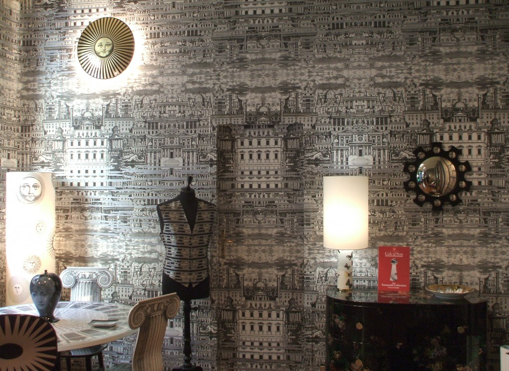 Fornasetti Showroom, Milan