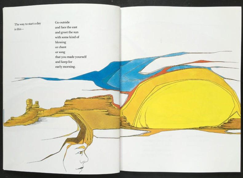 Byrd Baylor + Peter Parnall/Alladin