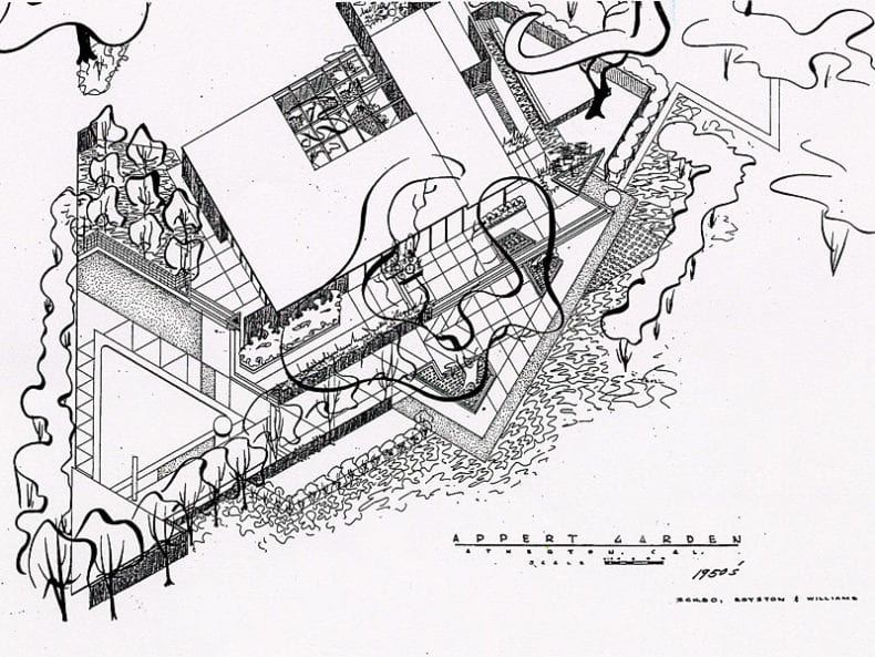 Environmental Design Archives, University of California, Berkeley