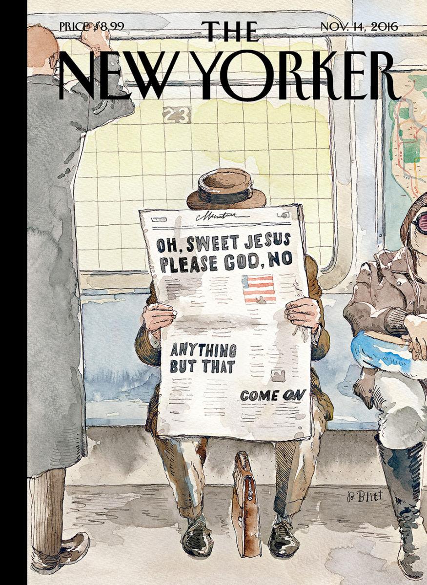Barry Blitt/The New Yorker