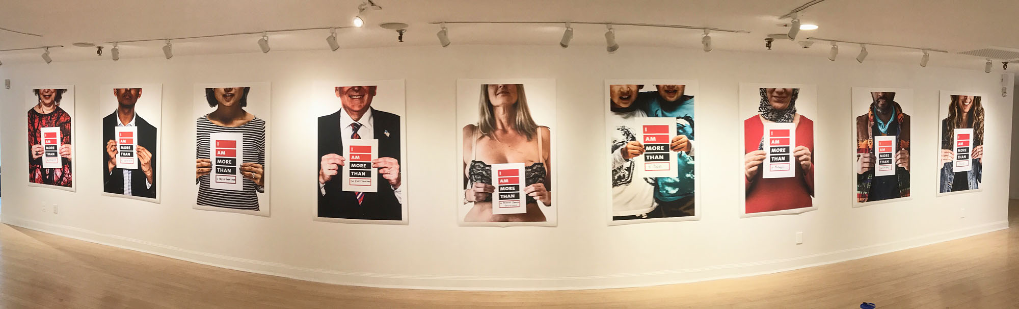 Gallery View of portraits