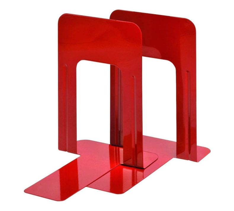 bookends red steel