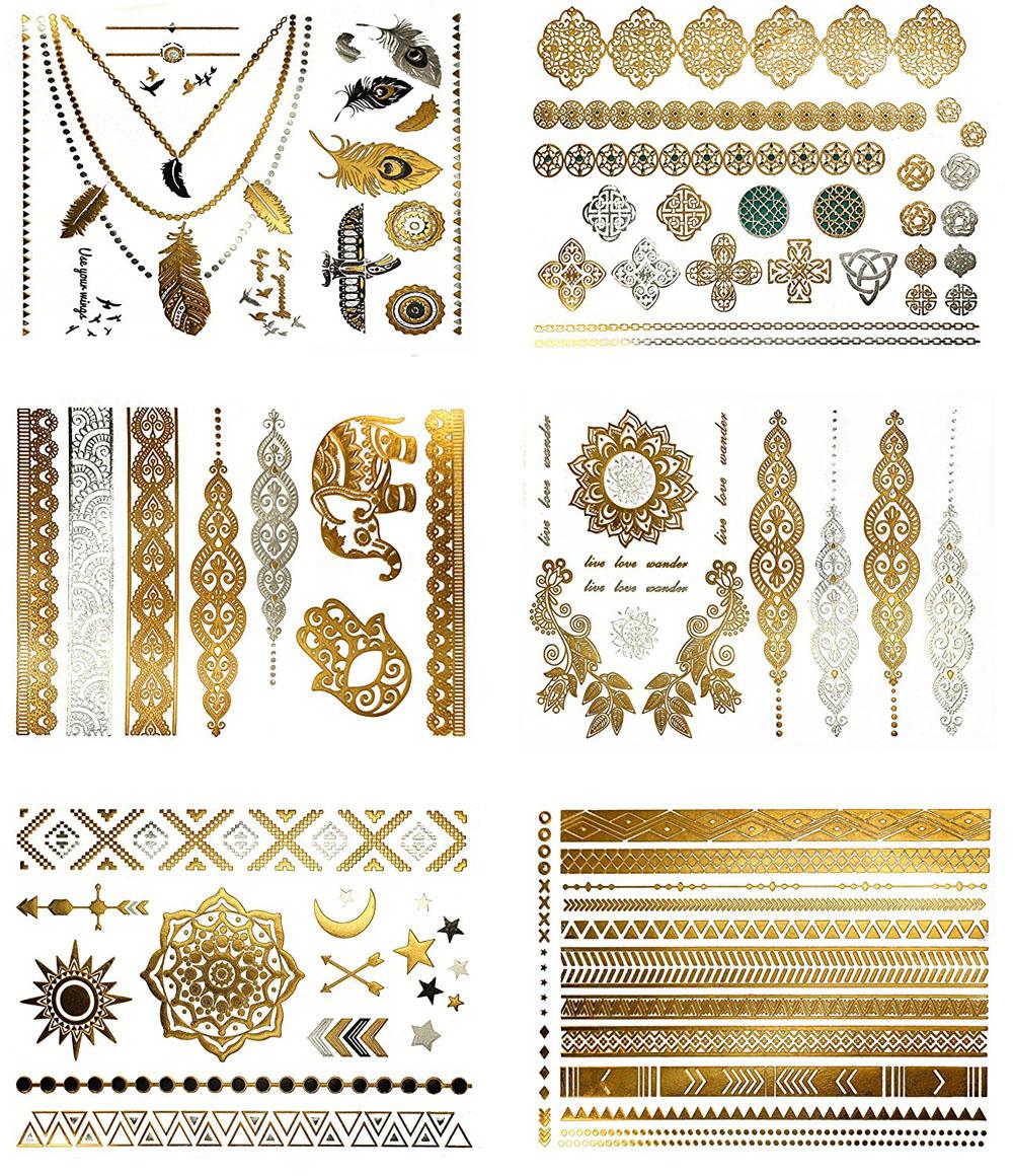 necklace-temporary-tattoo-kit
