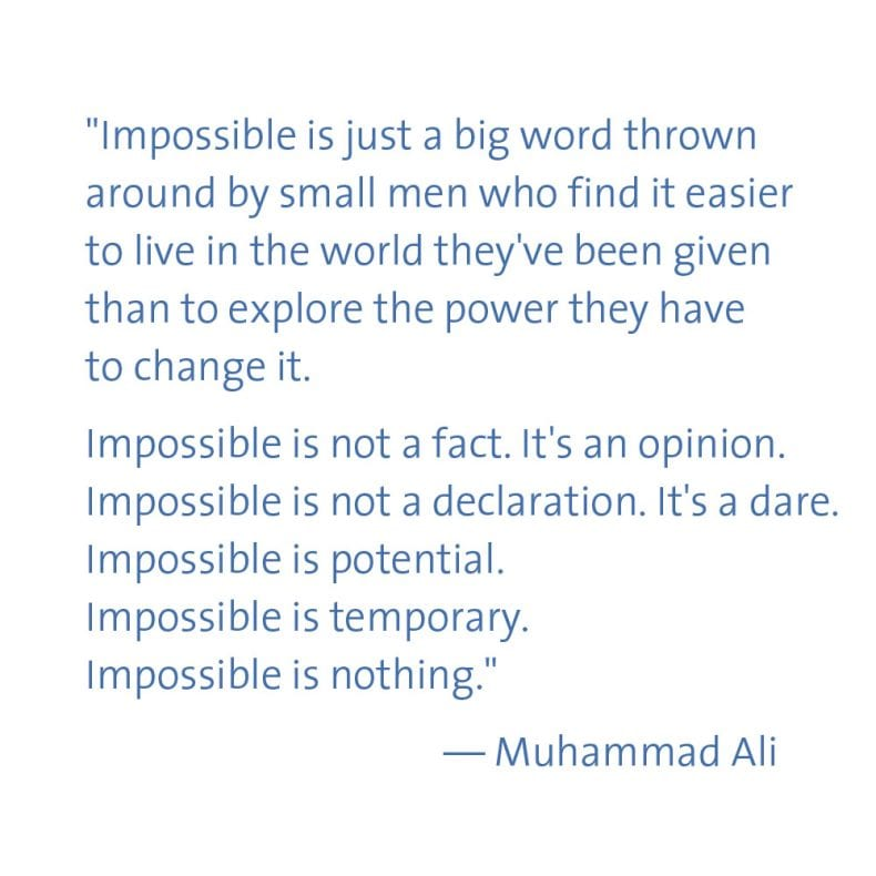 Impossible Mohammed Ali pdf
